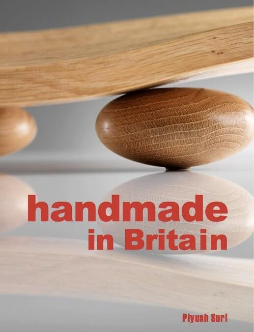 'Handmade in Britain' Design Book