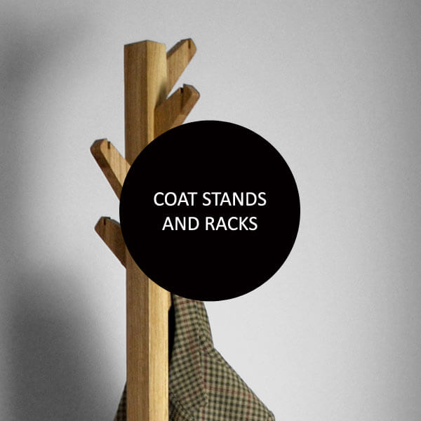 Oak Coat Stands and Racks